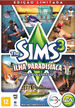 Packshot The Sims 3 Ilha Paradisíaca