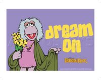 Poster Fraggle Rock-Dream On