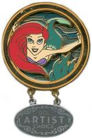 DCL - January 2002 Artist Choice Dangle (Ariel)
