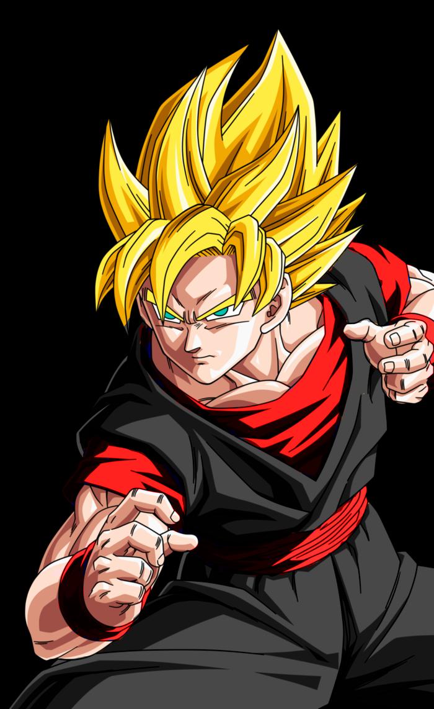 Goku y broly mueren la nueva fase de goku - Dragon Ball Fanon Wiki