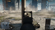Battlefield 4 Red Dot Sight Screenshot 2