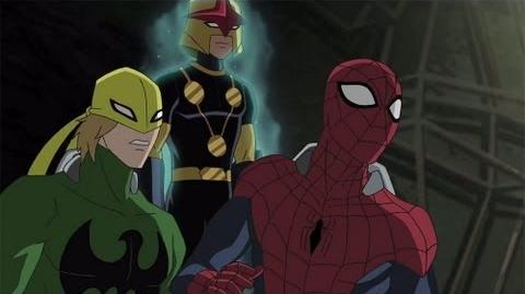 Marvel's Ultimate Spider-Man Season 2, Ep. 10 - Clip