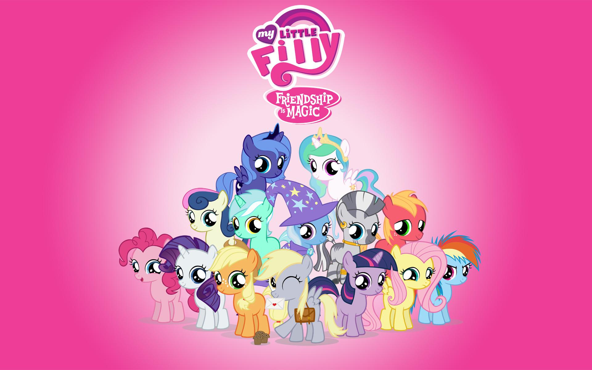My Little Pony Cutie Marks