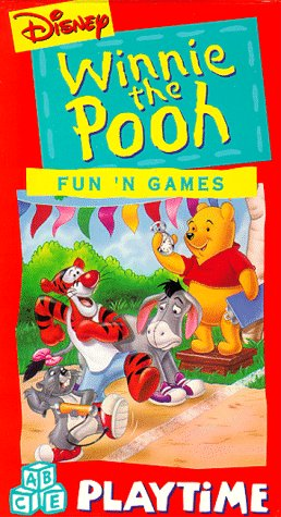 fun n games july 17 1996 what s the score pooh prize piglet piglet s ...