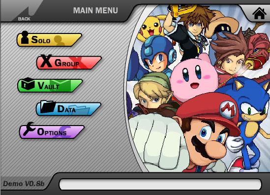 Super Smash Flash   Wiki Mario Fanon