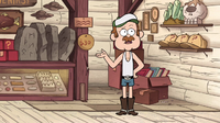 S1e6 cute biker at mystery shack 02