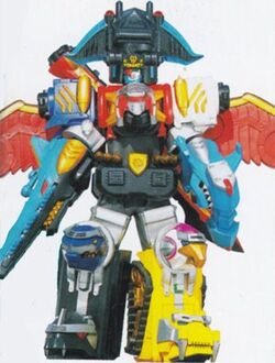 TSG Seaick Gosei Great