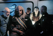 Older TNG Crew, AGD