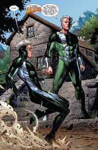 Thomas Shepherd (Earth-616) and Pietro Maximoff (Earth-616) 01