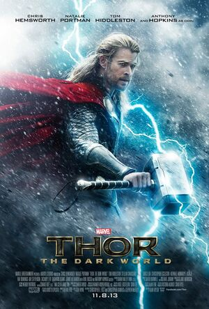 Thor The Dark World poster 001