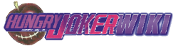 Hungry Joker Wordmark