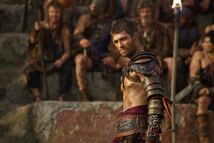 Spartacus returns