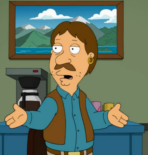 the family man by bruce dawe Bruce is a major recurring character on family guy, known for his various jobs bruce rarely appeared at all in the first three seasons of the show, but has become a recurring character since the show returned from cancellation.