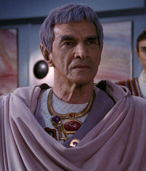 Sarek, 2366
