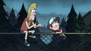 S1e5 dipper with friend