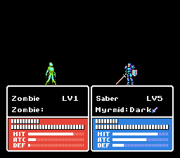 Darkness Sword Battle (Gaiden)