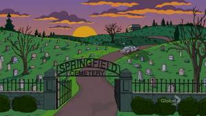 Springfield Cemetery