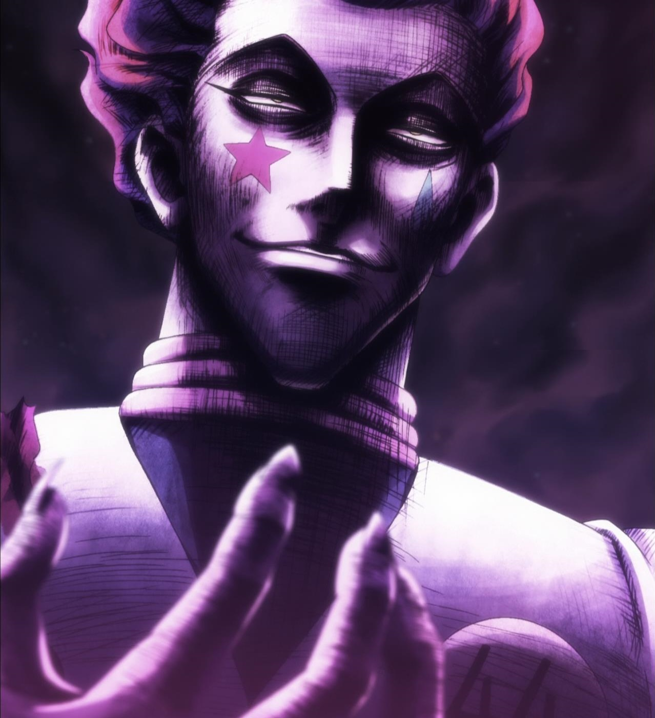 hisoka hunter x - photo #18
