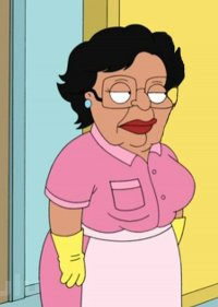 Family guy consuela