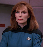 Beverly Crusher, 2366