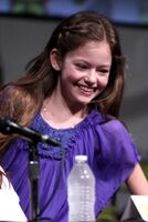 Mackenzie Foy by Gage Skidmore 2