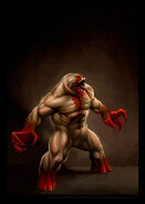 Quake shambler by autaux
