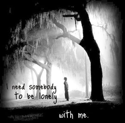 When your lonely they will be with you