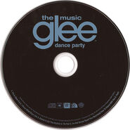 Bso Glee The Music, Dance Party--Cd
