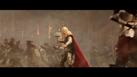 Marvel's Thor The Dark World - Teaser