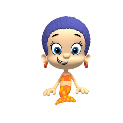 Bubble Guppies Deema And Goby - 0425
