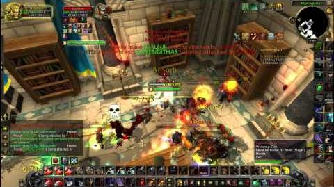 Ruinous Stomps Warsong Clan in Stormwind