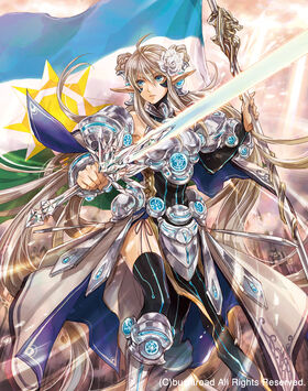 Leading Jewel Knight, Salome (full art)