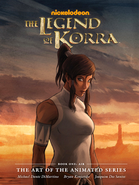 The Legend of Korra The Art of the Animated Series, Book One