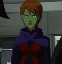 Miss Martian