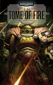 Novela Tome of Fire