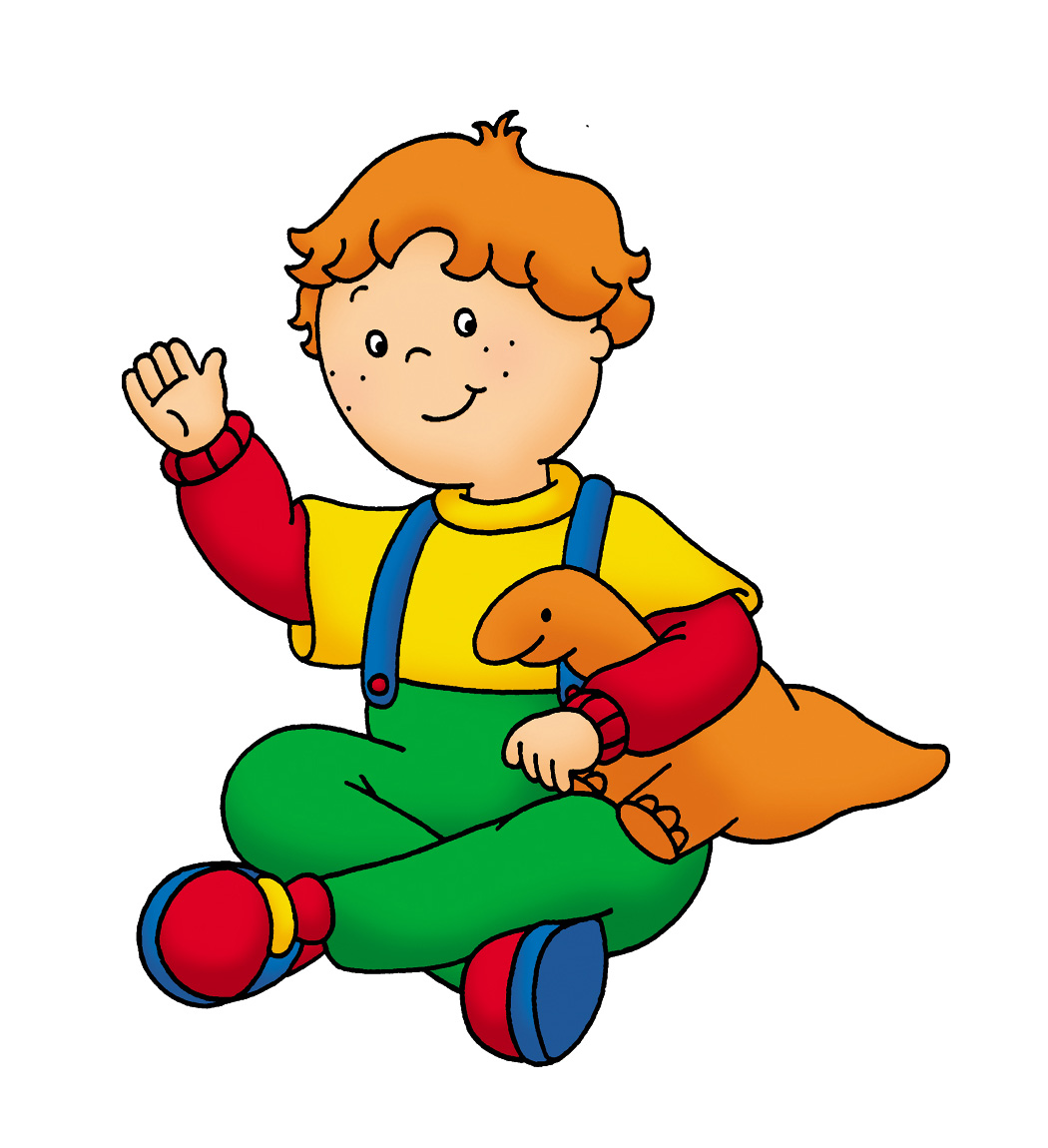 Rosie Caillou Mommy 3 ...