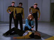Worf killed