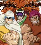 Toriko Mirai Bunko 31