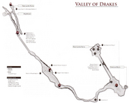 Valley of Drakes Map