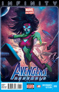 Avengers Assemble Vol 2 18