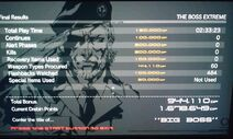 Big Boss Emblem MGS4