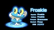 Froakie