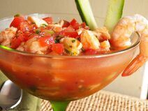 Shrimp Gazpacho