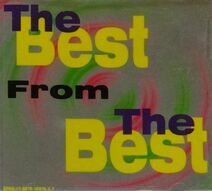 The best from the best DPRO 7-0876-10815-2-7 EMI WIKIPEDIA PROMO CD USA ROBERT PALMER DURAN DURAN 1