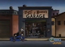 Vic &amp; Morrie&#039;s Garage