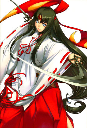 Tomoe Two Swords