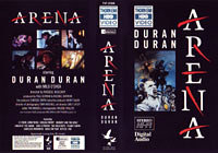 Arena usa BETA · THORN EMI HBO VIDEO · USA · TXF 2789 duran duran wikipedia video