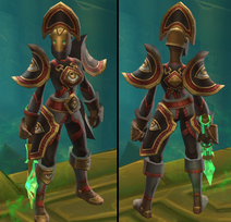 Transcendent Set Female
