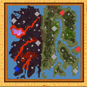 MireOfTheDead map