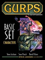 GURPS Basic Set 4th Ed